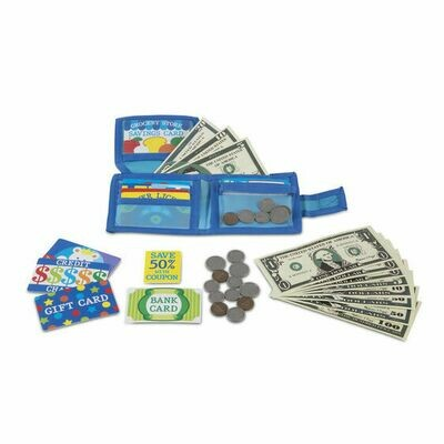 Pretend to spend Wallet