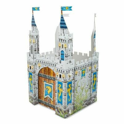 Medieval Castle Indoor Play House