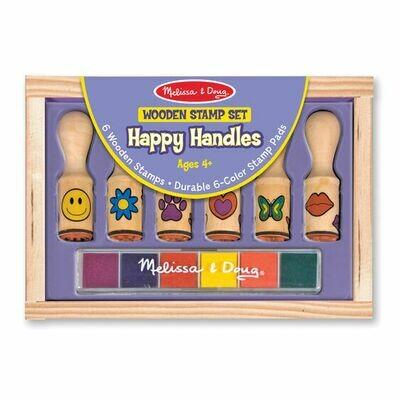 Happy Handle Stamps