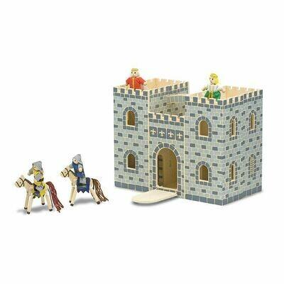 Castle Fold & Go