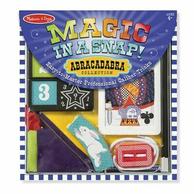 Magic in a Snap Abracadabra Colection