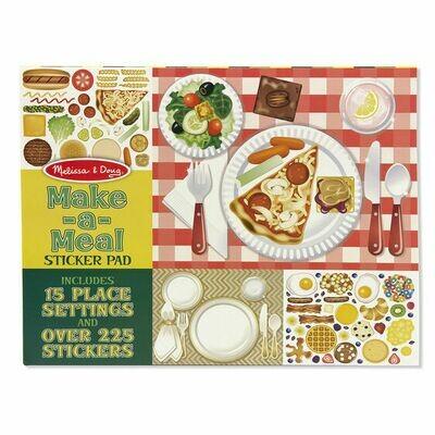 Make a Meal Sticker Pad