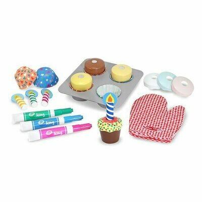 Bake&decorate Cupcake Set