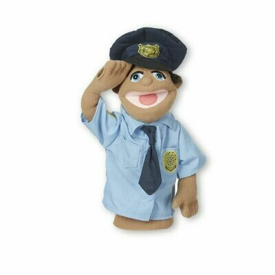 Police Officer Puppet
