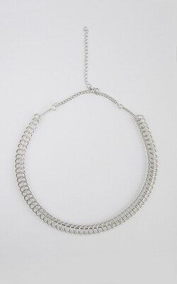Silver Spring Choker - BLACKDOLL ACCESSORIES