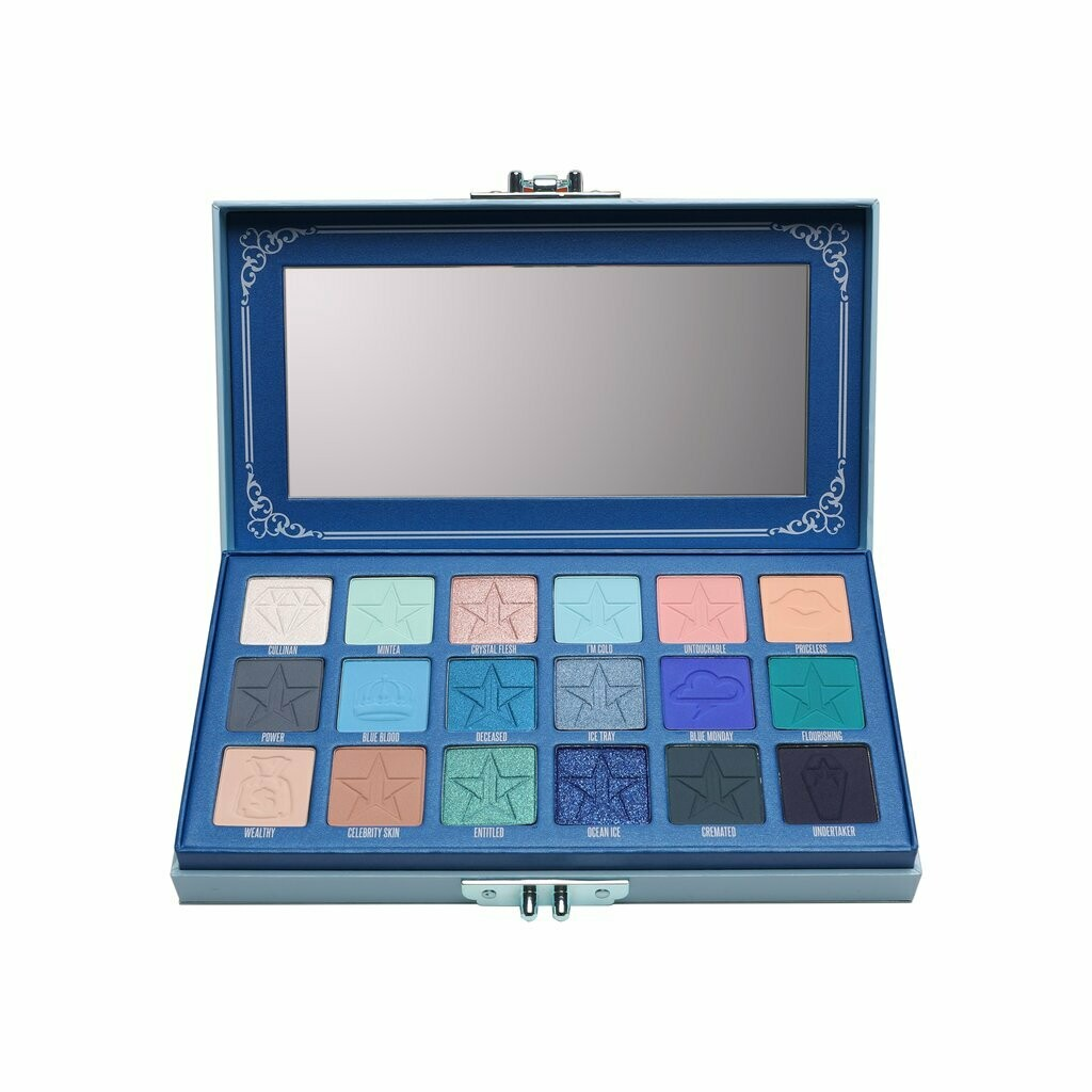 Blue Blood Palette - JEFFREE STAR COSMETICS