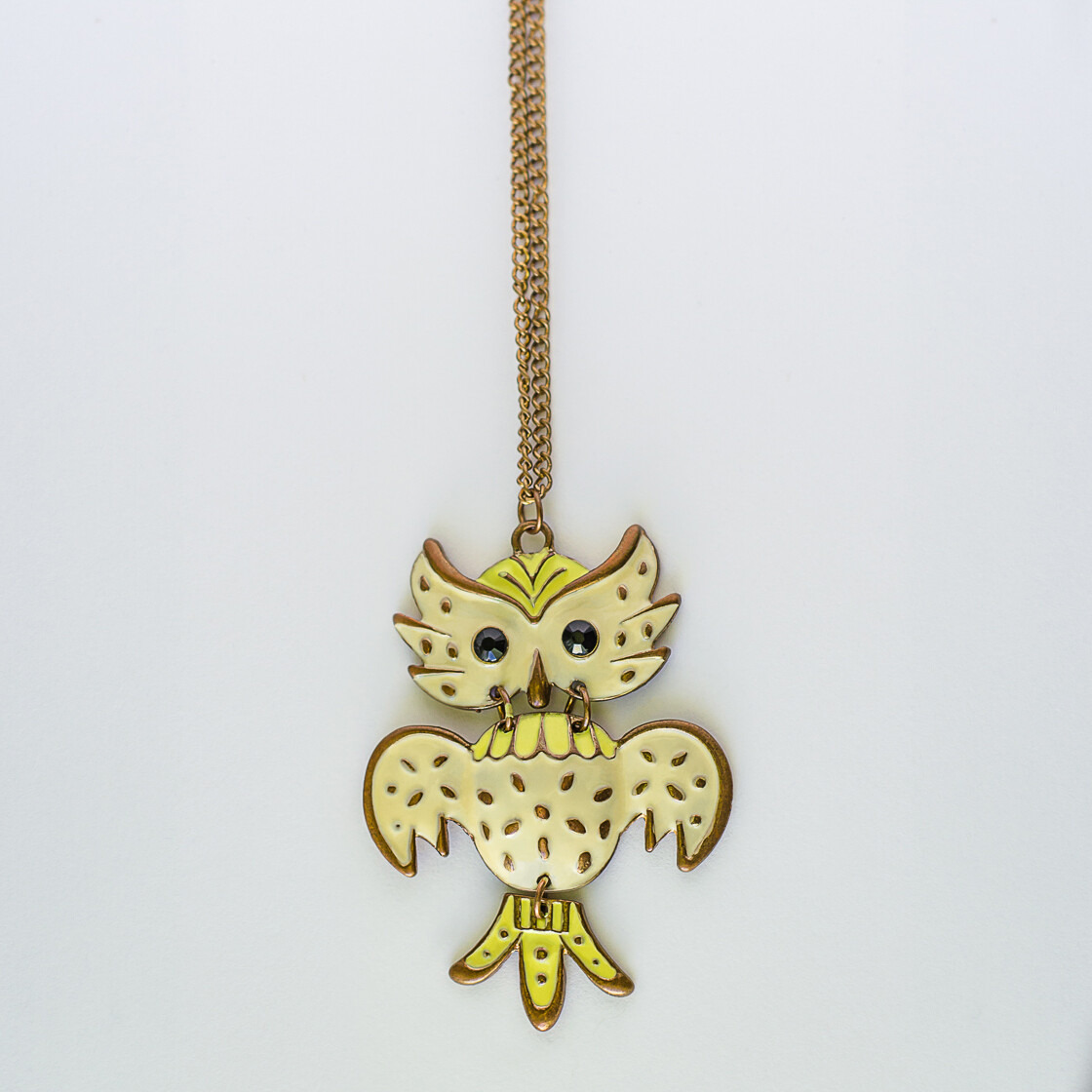 Cute Owl Necklace - BLACKDOLL ACCESSORIES