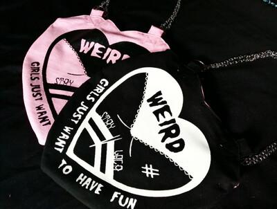 Bag Ass Heart - Weird Twins