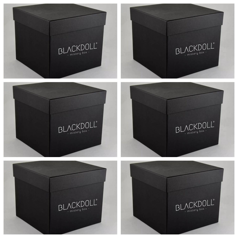 Caja Queen Suscripción Semestral - BLACKDOLL MISTERY BOX