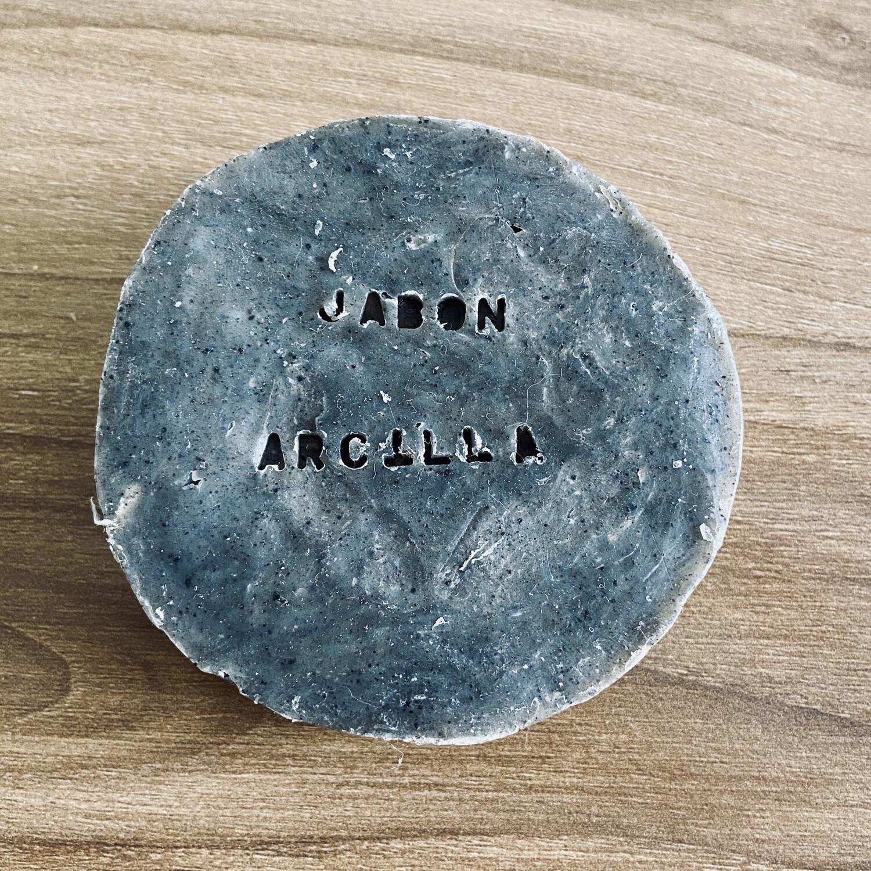 Jabón de Arcilla Negra con Té Verde - THE GREEN WITCH