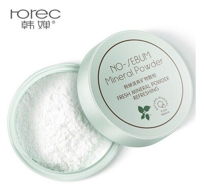 No Sebum Mineral Powder - ROREC