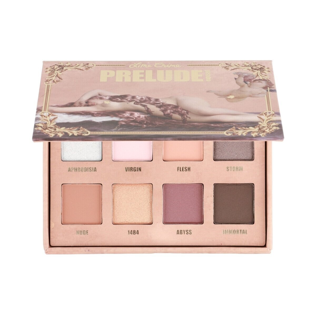 Prelude Exposed Eyeshadow Palette - LIME CRIME