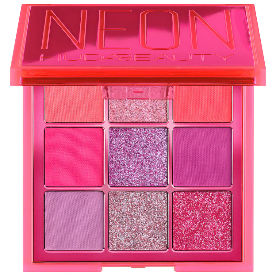 Neon Pink Obsessions Eyeshadow Palette - HUDA BEAUTY