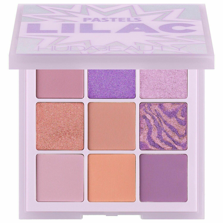Pastel Lilac Obssesions Eyeshadow Palette - HUDA BEAUTY