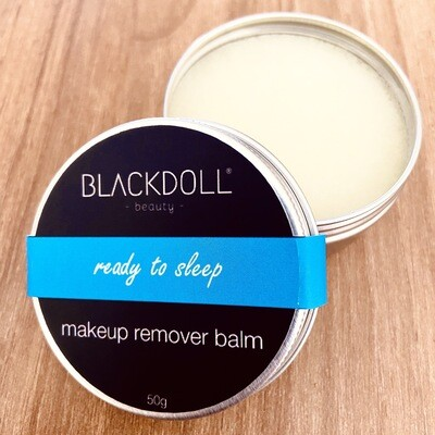 Bálsamo Desmaquillante para Ojos/Makeup Remover Balm Ready to Sleep - BLACKDOLL BEAUTY