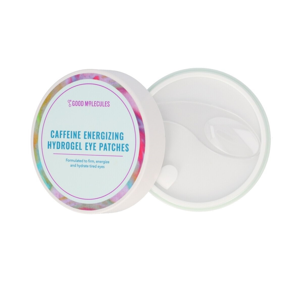 Hydrogel Eye Patches - GOOD MOLECULES