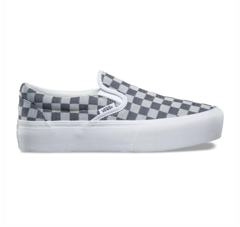 Vans Checkboard Denim #5