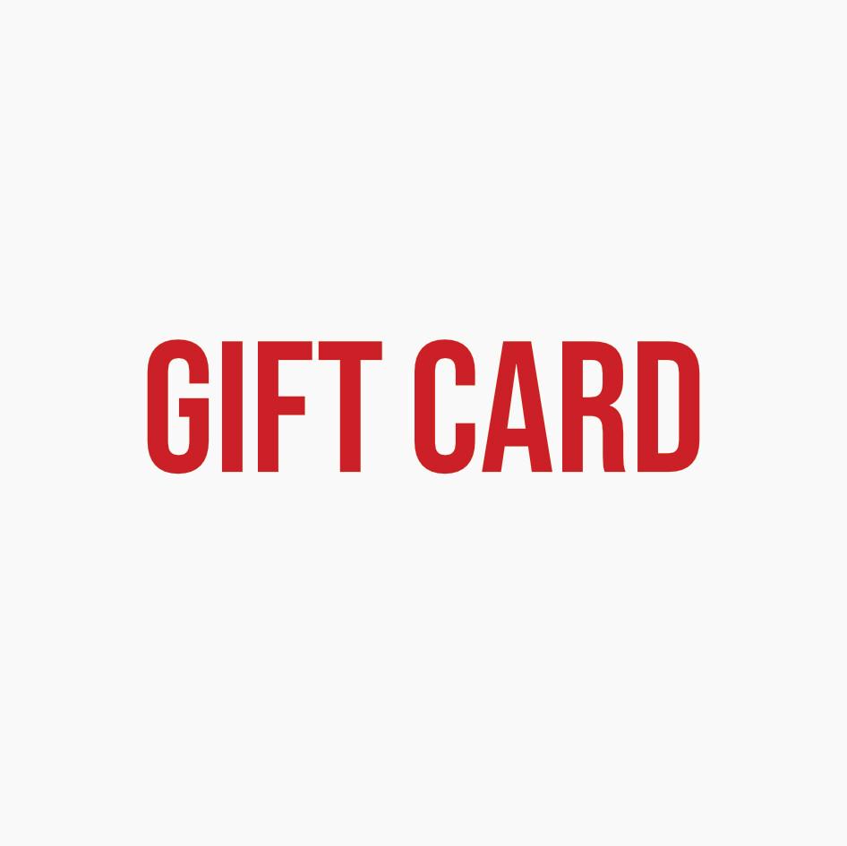 Gift Card - BLACKDOLL SHOP