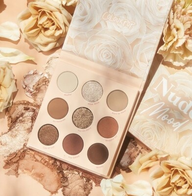 Nude Mood Shadow Palette - COLOURPOP