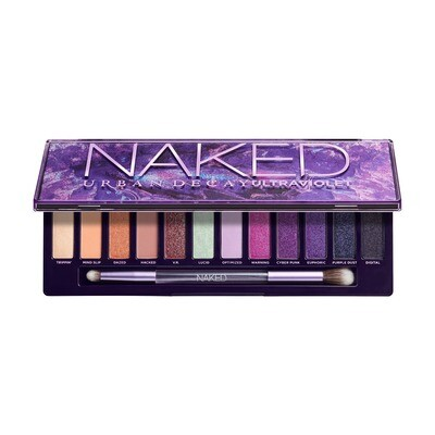 Naked Ultraviolet Eyeshadow Palette - URBAN DECAY