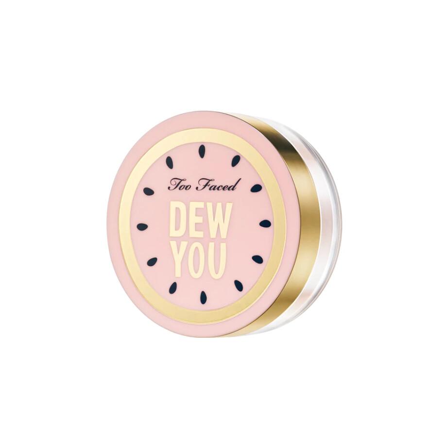 Dew You Fresh Glow Setting Powder - TOO FACED
