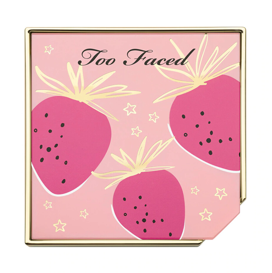 Fruit Cocktail Blush Duo StrobeBerry - TOO FACED