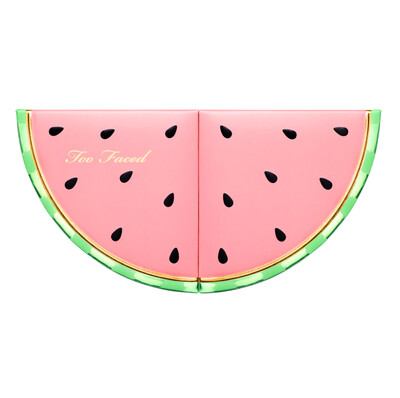 Watermelon Slice Face and Eye Palette - TOO FACED