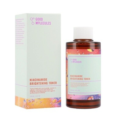 Niacinamide Brightening Toner - GOOD MOLECULES
