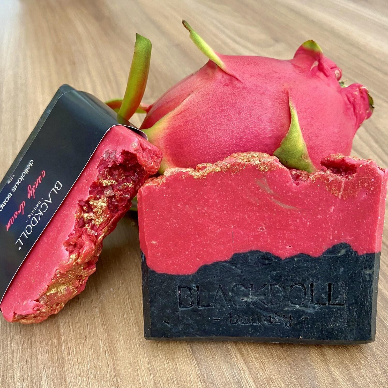 Jabón Delicioso de Pitahaya / Delicious Soap Candy Dream - BLACKDOLL BEAUTY