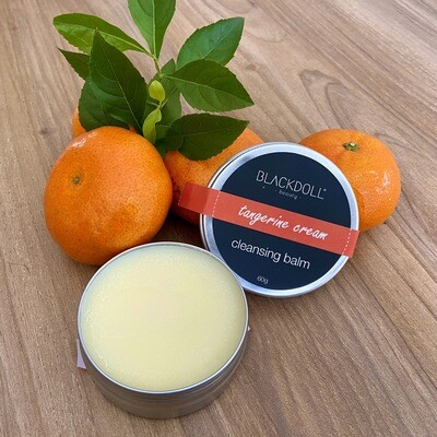 Bálsamo Limpiador de Mandarina / Cleaninsg Balm - BLACKDOLL BEAUTY