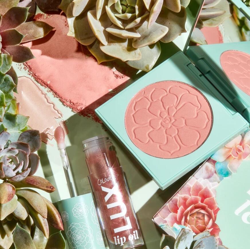 Pressed Powder Blush Desert Rose Pink - COLOURPOP