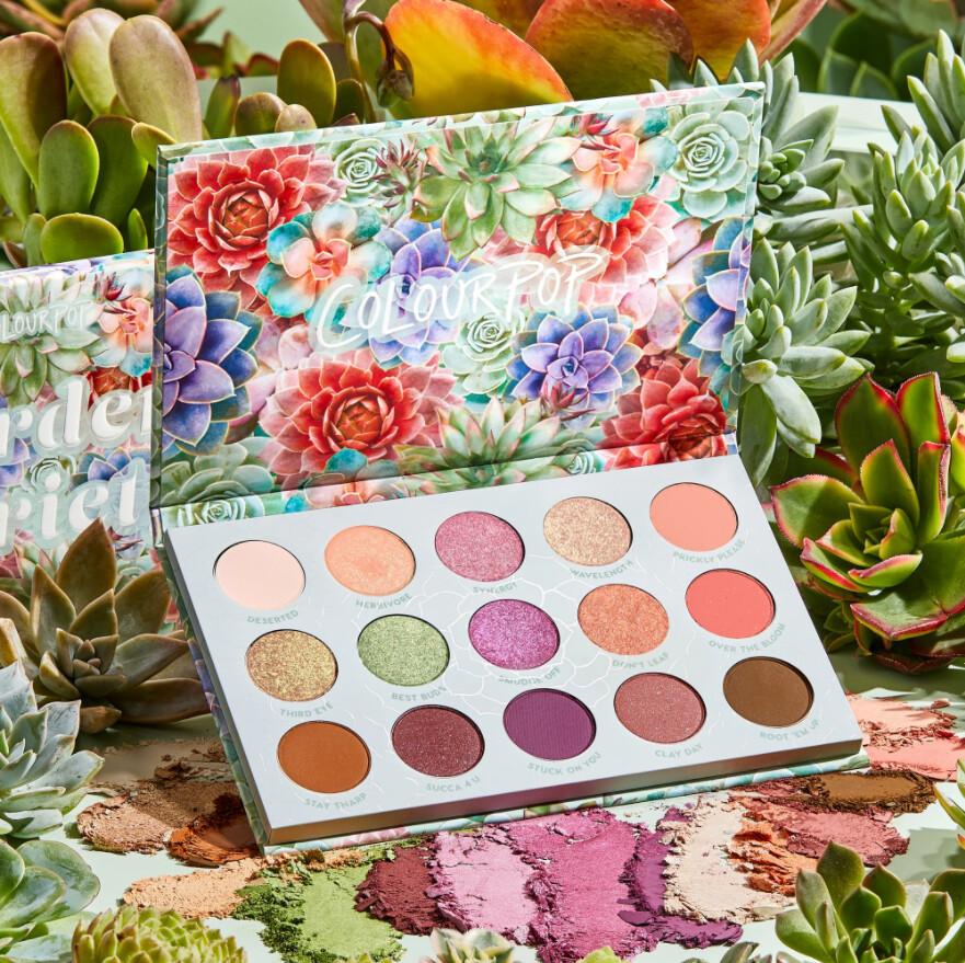 Garden Variety Shadow Palette - COLOURPOP