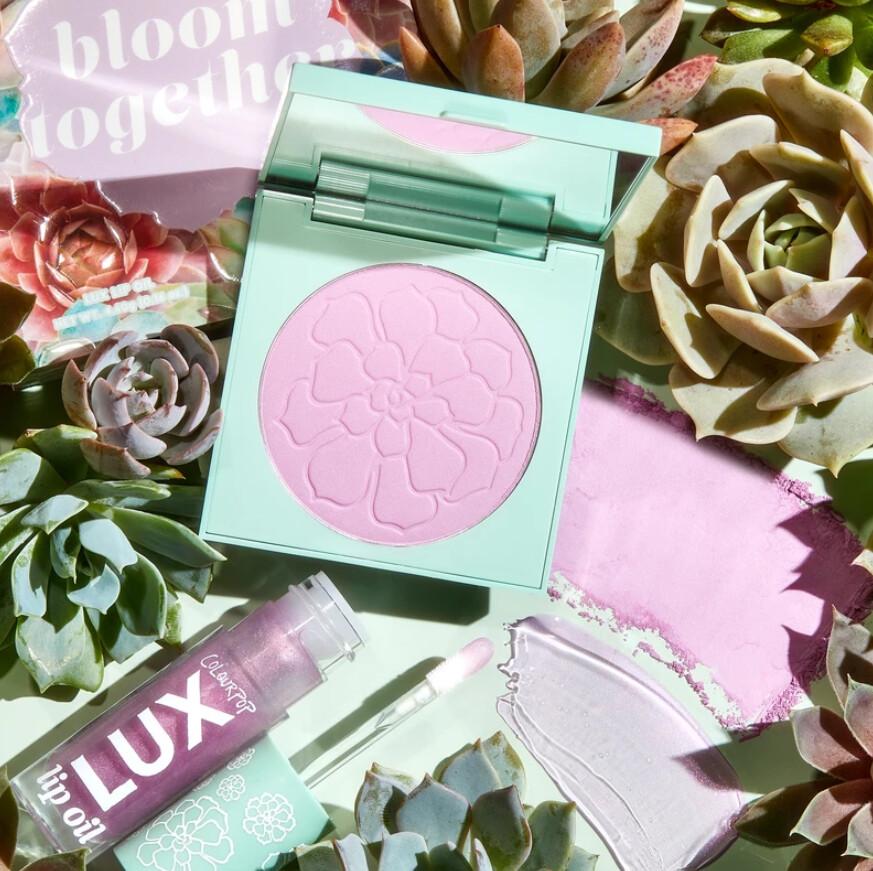 Pressed Powder Blush Night Bloom Warm - COLOURPOP