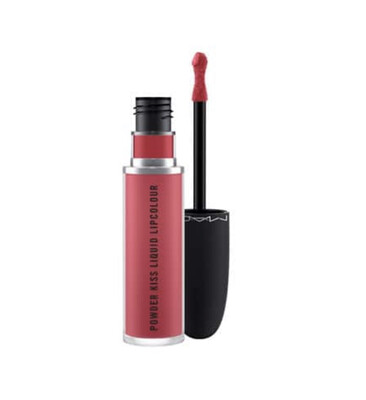 Powder Kiss Liquid Lipcolour Little Tamed - MAC COSMETICS