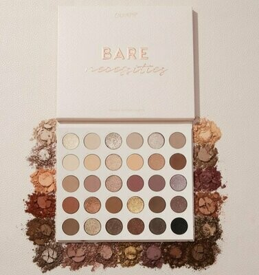 Bare Necessities Neutral Shadow Palette - COLOURPOP