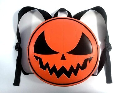 Pumpkin BackPack/Crossbody - HORROR BAGS