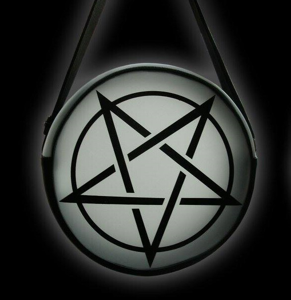 Pentagram Crossbody - HORROR BAGS