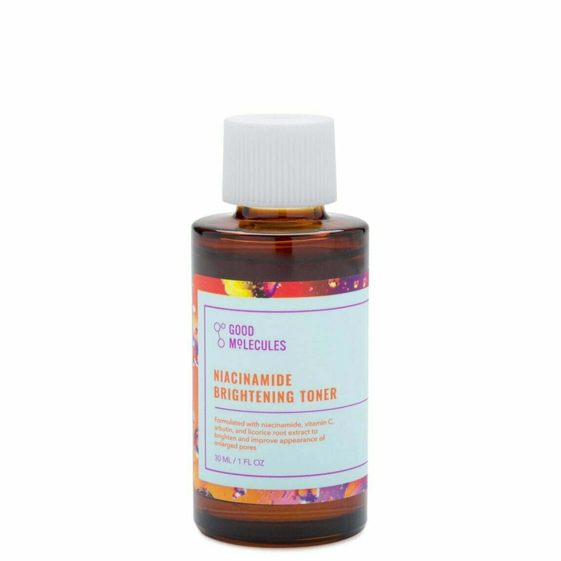 Niacinamide Brightening Toner Travel Size - GOOD MOLECULES