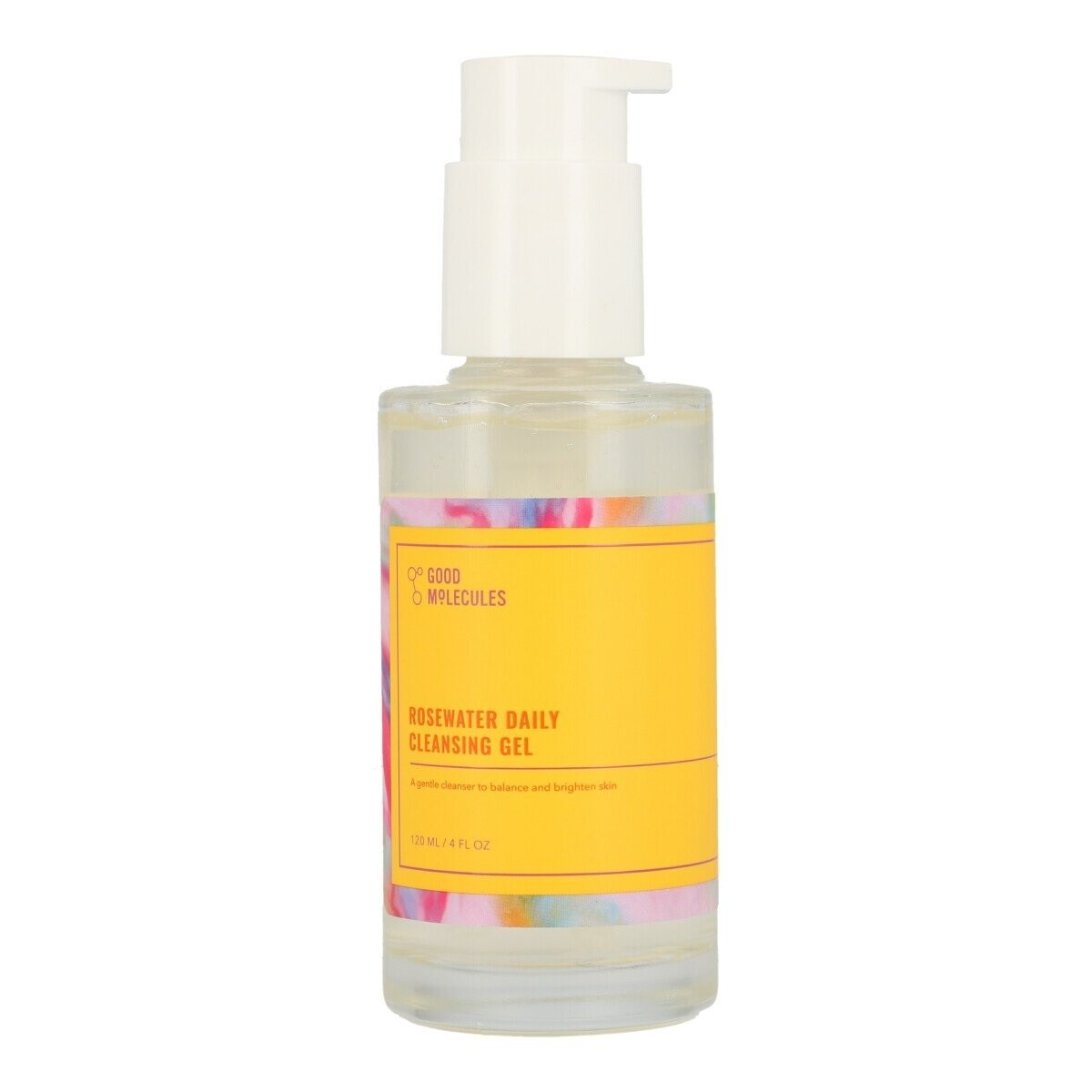 Rosewater Daily Cleansing Gel - GOOD MOLECULES