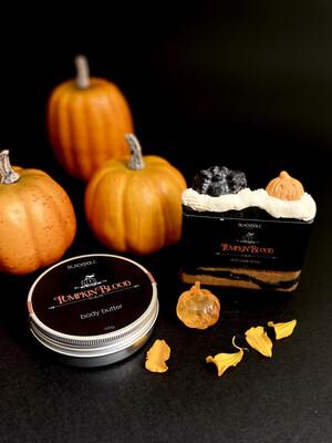 Kit Pumpkin Blood - BLACKDOLL BEAUTY
