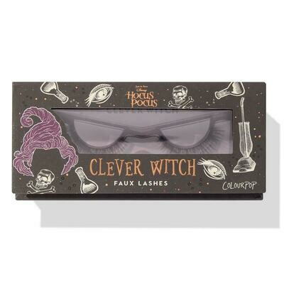 Clever Witch Falsies Faux Lashes Hocus Pocus Collection - COLOURPOR