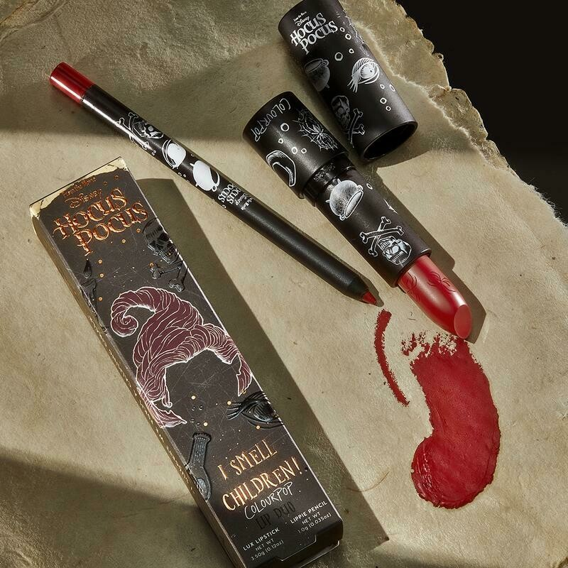 I Smell Children! Lux Lipstick Kit Hocus Pocus Collection - COLOURPOP