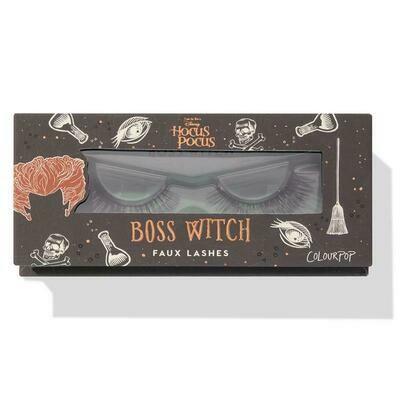 Boss Witch Falsies Faux Lashes Hocus Pocus Collection - COLOURPOP