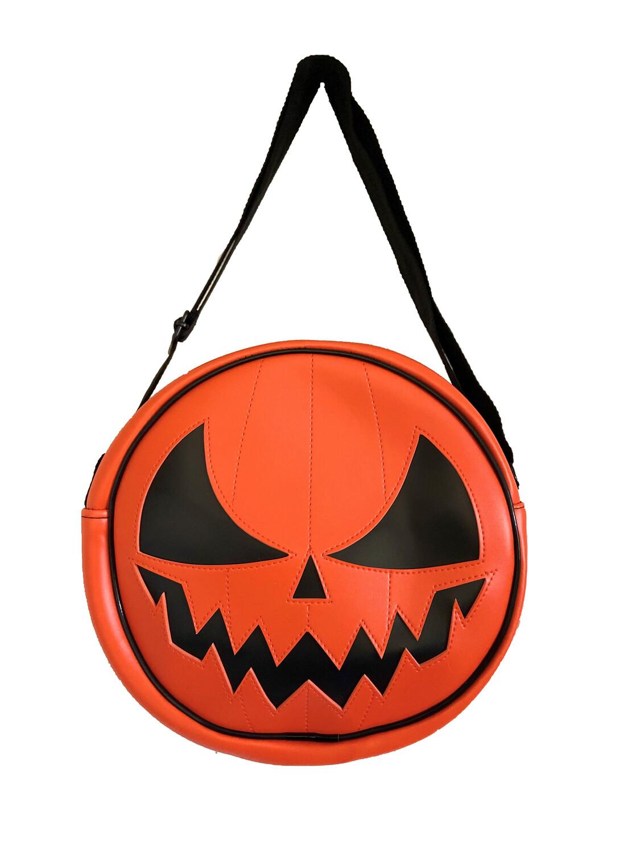 Pumpkin Orange Crossbody - HORROR BAGS