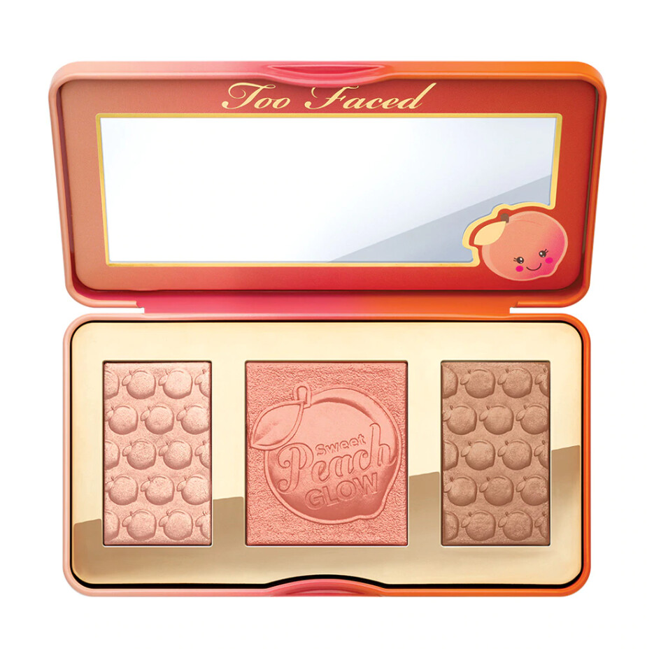 Kit Sweet Peach Glow - TOO FACED