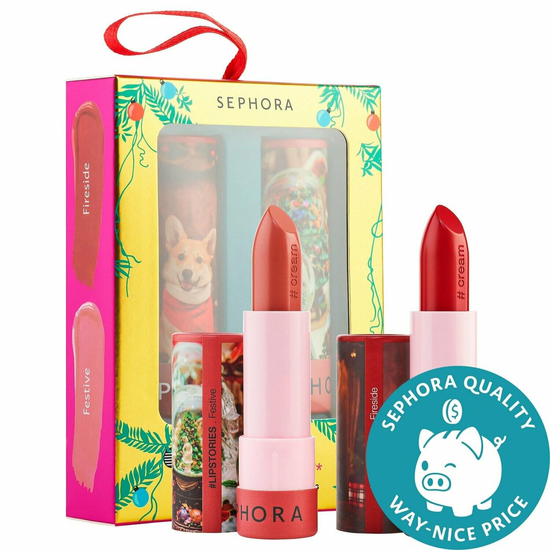 Kit Lipstories Edición Navideña - SEPHORA COLLECTION
