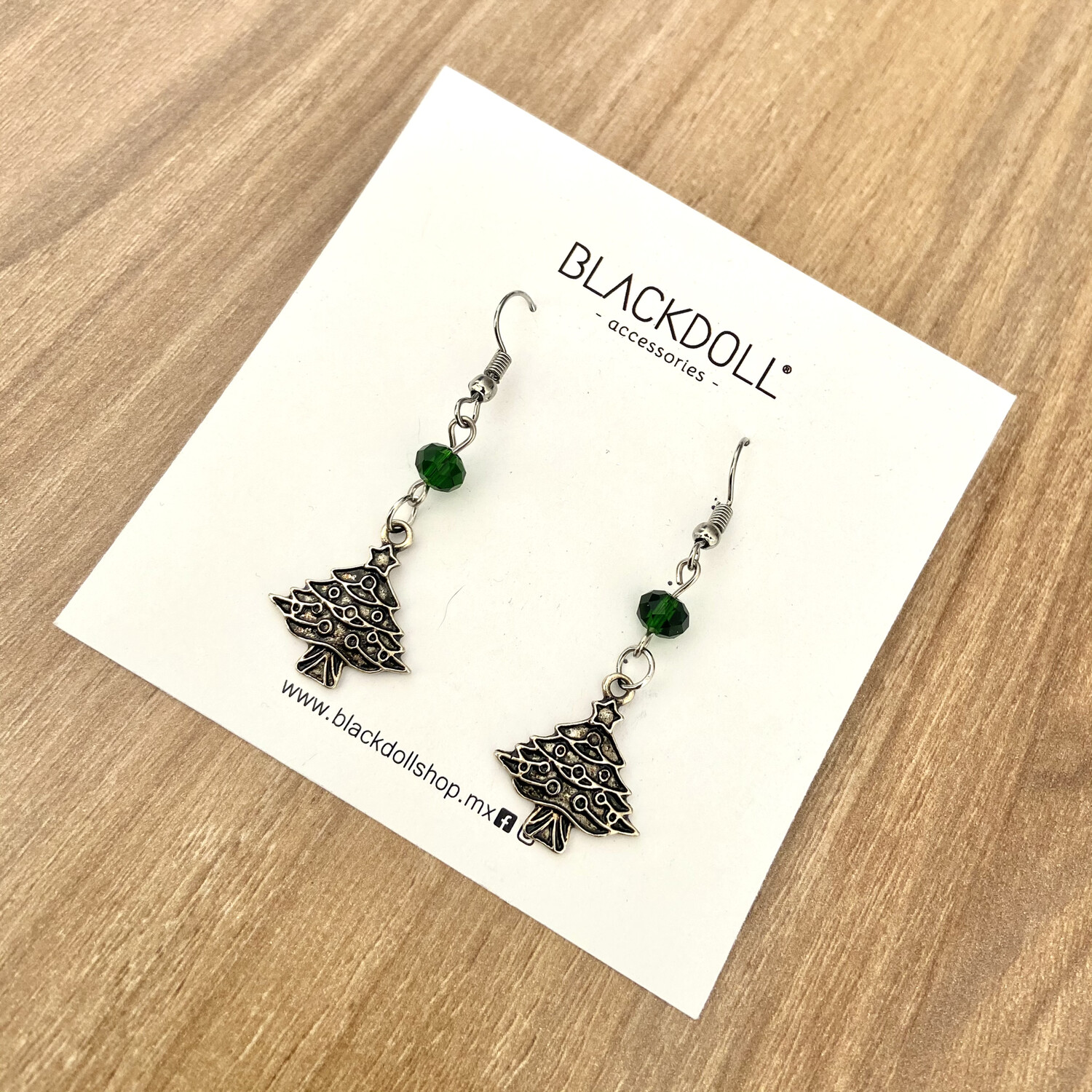 Holiday 5 Christmas Earrings - BLACKDOLL ACCESSORIES