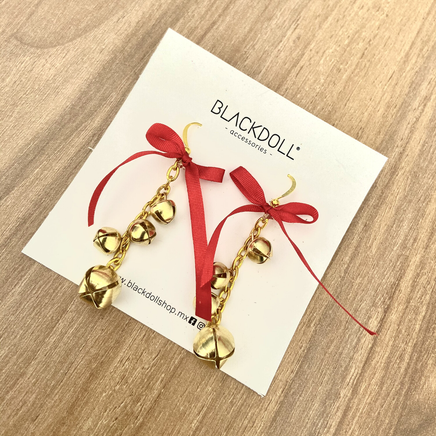Holiday 4 Christmas Earrings - BLACKDOLL ACCESSORIES