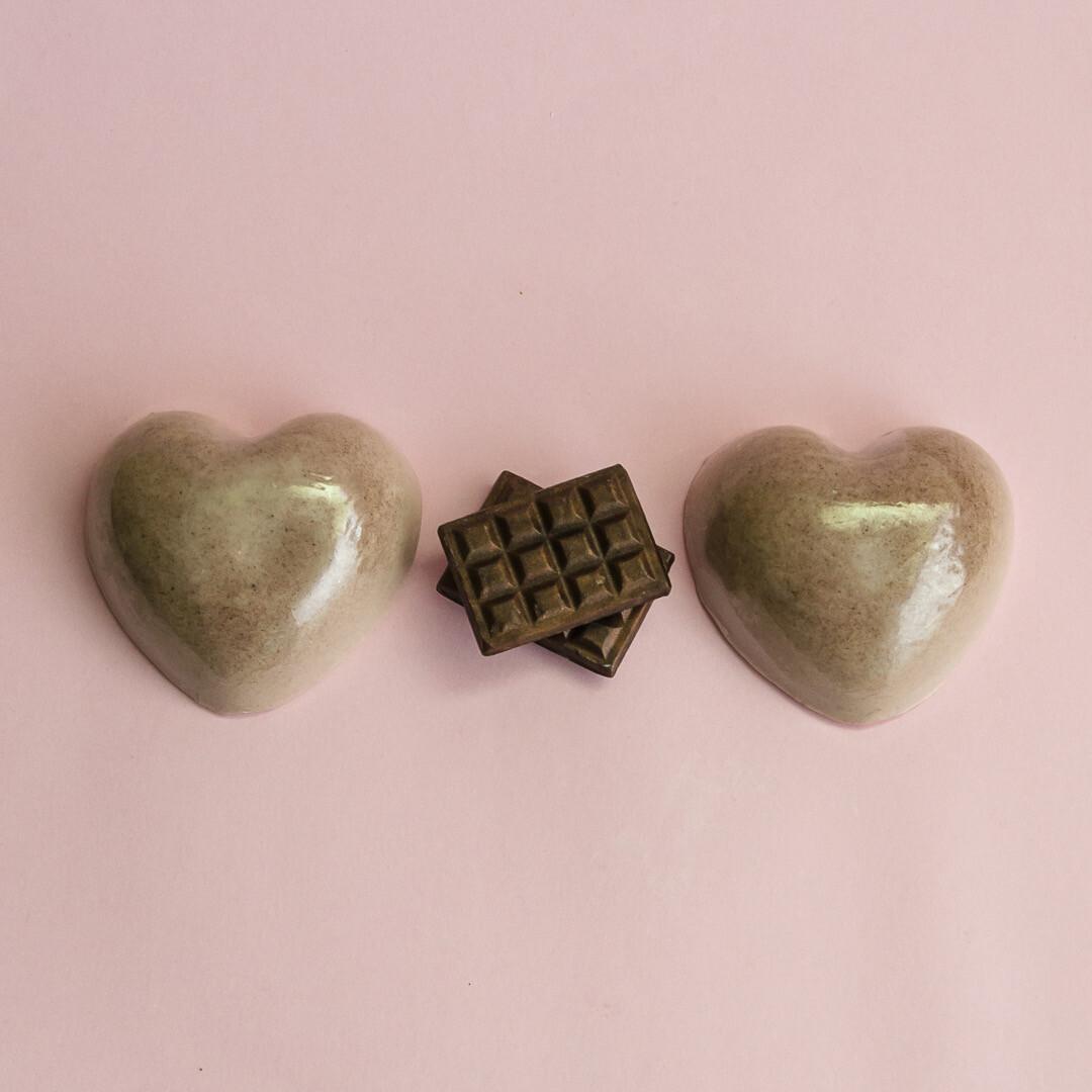 Jabón Esencial de Chocolate - BLACKDOLL BEAUTY