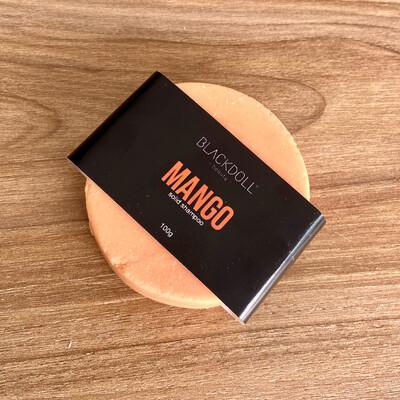 Shampoo Sólido de Mango / Solid Shampoo Mango Smoothie para Todo Tipo de Cabello, Suaviza, Protege.
